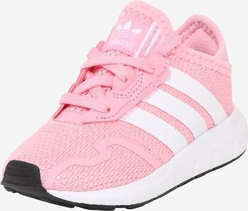 ADIDAS ORIGINALS Sneaker 'Swift Run X' in Pink