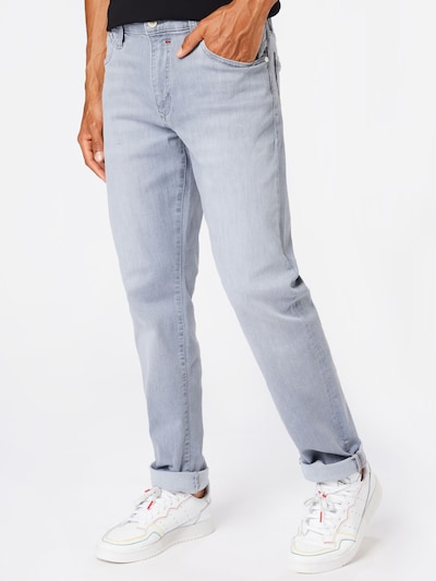 Mavi Jeans 'Marcus' in grey denim, Modelansicht
