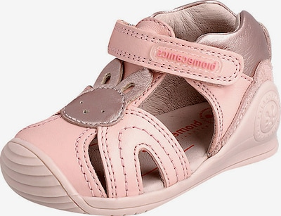 biomecanics Lauflernschuhe in rosa, Produktansicht