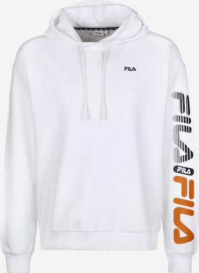 FILA Hoodie in weiß, Produktansicht