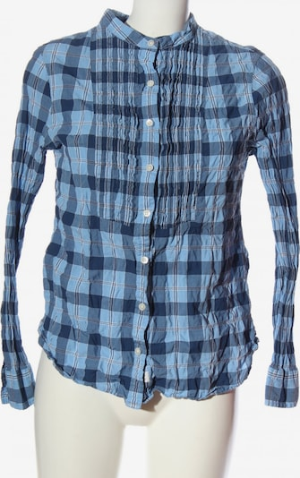 LandsEnd Holzfällerhemd in L in blau / schwarz, Produktansicht