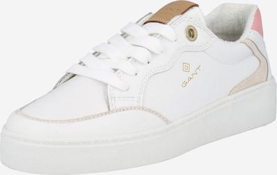 GANT Sneaker 'Lagalilly' in beige / altrosa / weiß, Produktansicht