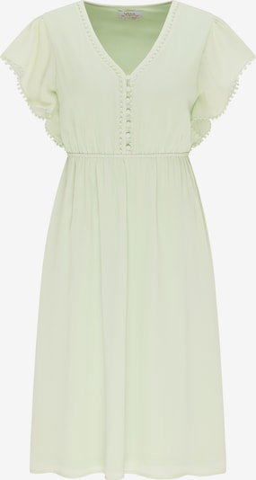 usha FESTIVAL Robe-chemise en vert, Vue avec produit