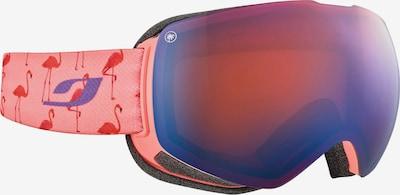 Julbo Skibrille 'Moonlight Spectron3' in lila / koralle / rosa, Produktansicht