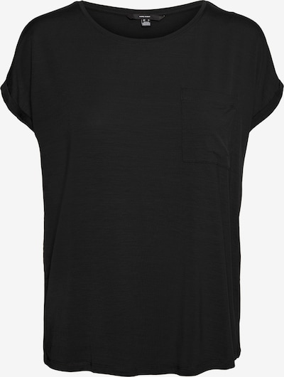 VERO MODA T-shirt 'Dava' en noir, Vue avec produit