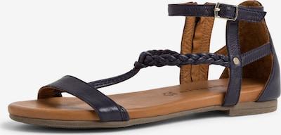TAMARIS Sandale in nachtblau, Produktansicht