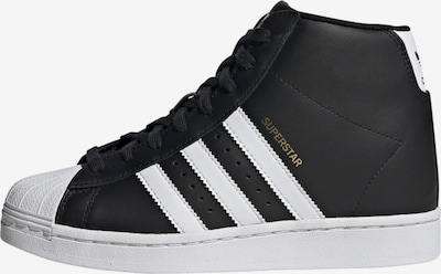 ADIDAS ORIGINALS Sneaker 'Superstar Up' in schwarz / weiß, Produktansicht