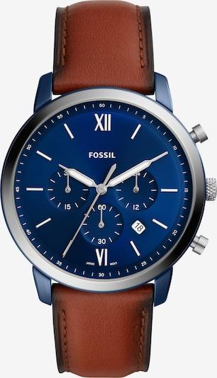 FOSSIL Fossil Herren-Uhren Analog Quarz ' ' in silber, Produktansicht
