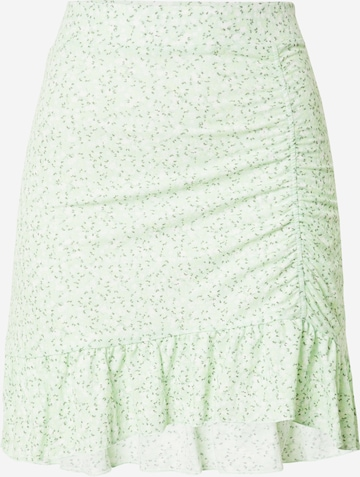 Gina Tricot Skirt 'Annie' in Green