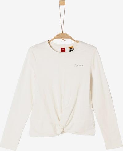 s.Oliver Shirt in ecru, Produktansicht