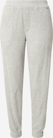 Calvin Klein Underwear Spodnie od piżamy w kolorze szary