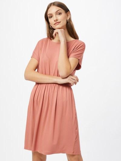 PIECES Šaty 'PETRINE' - broskvová, Model/ka