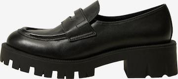 MANGO Slippers i svart