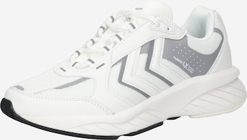 Sneaker bassa di Hummel in bianco