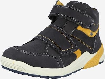 LURCHI Sneakers 'RON' in de kleur Donkergeel / Donkergrijs, Productweergave