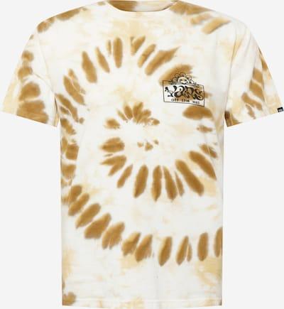 VANS Tričko 'LOOK AHEAD' - béžová / piesková / tmavobéžová / čierna, Produkt