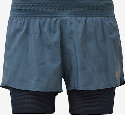 ADIDAS PERFORMANCE Shorts in blau, Produktansicht