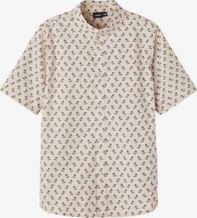 NAME IT Skjorta i beige / oliv, Produktvy