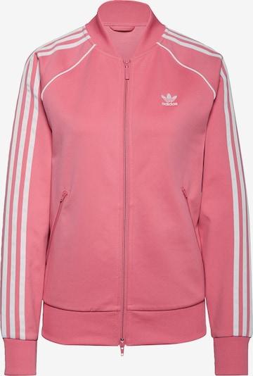 ADIDAS ORIGINALS Collegetakki 'Primeblue' värissä vaaleanpunainen / valkoinen, Tuotenäkymä