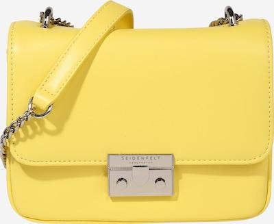 Seidenfelt Manufaktur Tasche 'Ystad' in gelb, Produktansicht