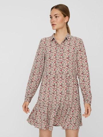 VERO MODA Shirt Dress in Mixed colors