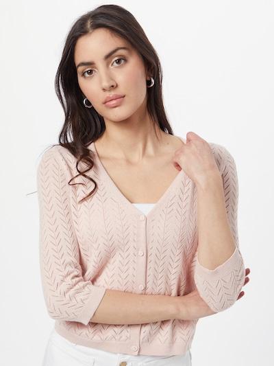 VERO MODA Kardigán 'CADDIE' - ružová, Model/-ka