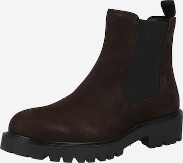VAGABOND SHOEMAKERS Chelsea Boots 'KENOVA' in Rot