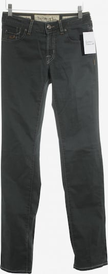 Jacob Cohen Straight-Leg Jeans in 26 in dunkelgrau, Produktansicht
