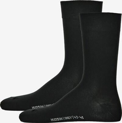 Hudson Socken in schwarz, Produktansicht