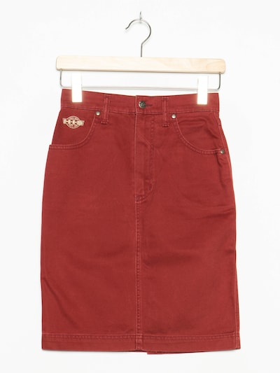 H.I.S Jeansrock in S/22 in cranberry, Produktansicht