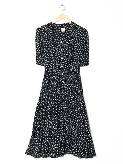 MONDI Kleid in M-L in dunkelblau, Produktansicht