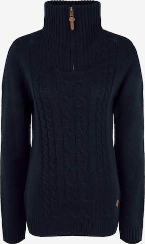 Oxmo Sweater 'Carry' in Black