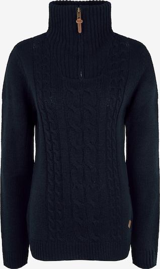 Oxmo Strickpullover 'Carry' in schwarz, Produktansicht