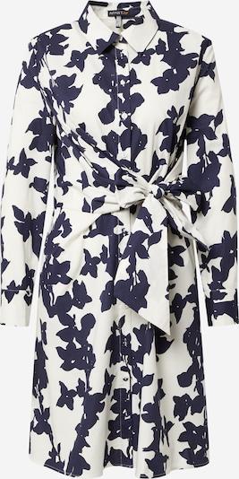 APART Robe-chemise en bleu marine / blanc, Vue avec produit