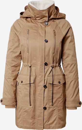 Maison 123 Manteau mi-saison 'Sanae' en beige, Vue avec produit