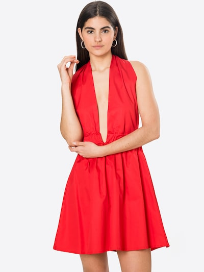 KENDALL + KYLIE Kleid in rot, Modelansicht