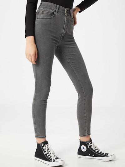 LEVI'S Jeans 'Mile' in grey denim, Modelansicht