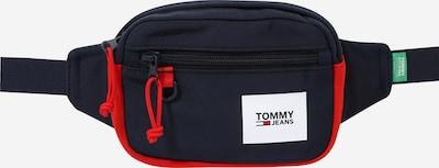 Tommy Jeans Gürteltasche in navy / rot, Produktansicht