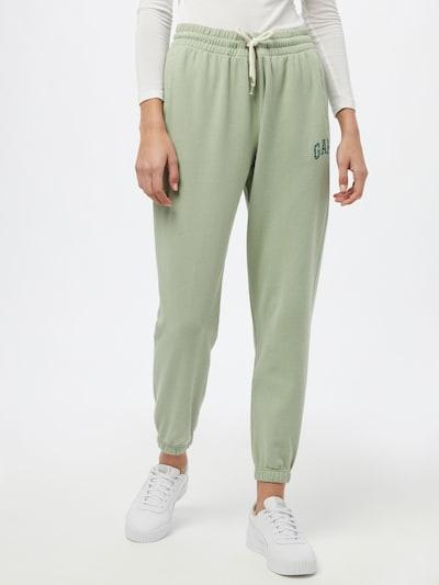 GAP Pantalón en menta, Vista del modelo