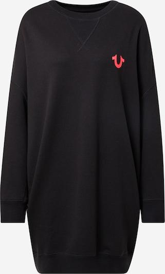 True Religion Kleid in grenadine / schwarz, Produktansicht