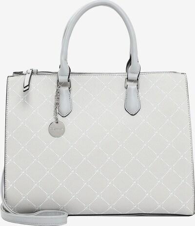 TAMARIS Tasche 'Anastasia' in hellgrau / weiß, Produktansicht