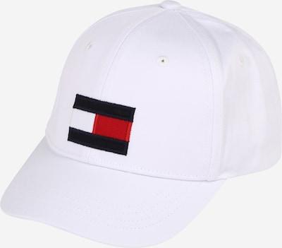 TOMMY HILFIGER Čiapka - tmavomodrá / červená / biela, Produkt