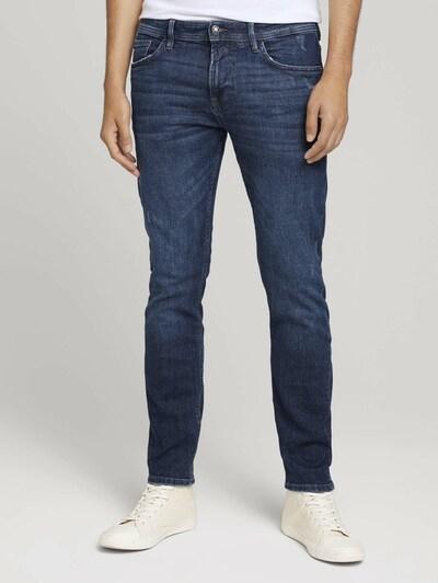 TOM TAILOR DENIM Jeans 'Piers' in dunkelblau, Modelansicht