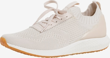 Tamaris Fashletics Sneakers in Beige