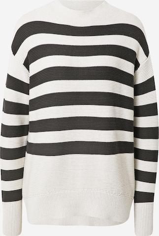 OUI Pullover in Schwarz