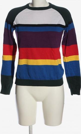 Esmara by Heidi Klum Sweater & Cardigan in XS in Blue / Red / Black, Item view