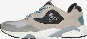 Scalpers Sneaker 'Bates' in Grau