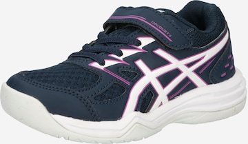 ASICS Αθλητικό παπούτσι 'UPCOURT' σε μπλε