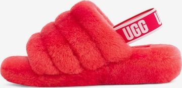 UGG Sandals in Red