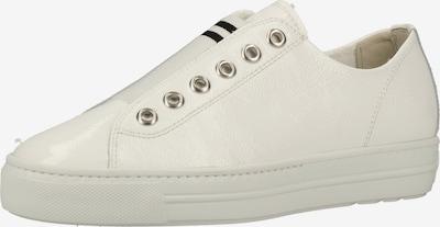 Paul Green Slip-on in de kleur Navy / Wit, Productweergave